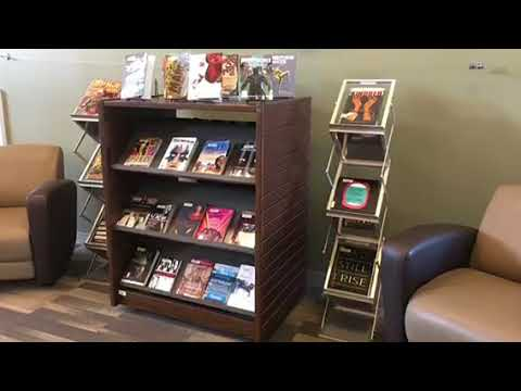 Tour the Valencia College Lake Nona Campus Library