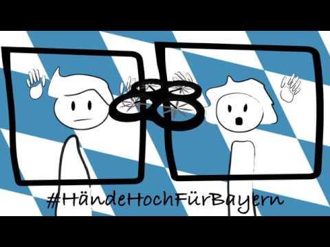 Hände Hoch für Bayern - PAG Polizeigesetz