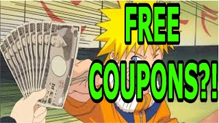 HOW TO GET FREE COUPONS FROM GROUP INSTANCES + STRATEGY | NARUTO ONLINE