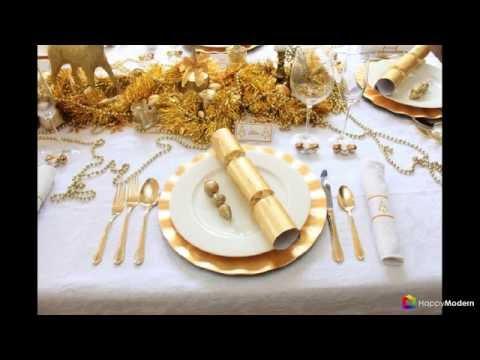 55 идей сервировки новогоднего стола 2016 как порадовать Обезьянку