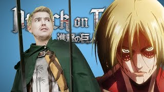 ANIME CLUB REHEARSALS • Attack on Titan 2 Gameplay