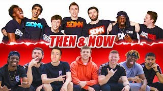 THE SIDEMEN THEN AND NOW