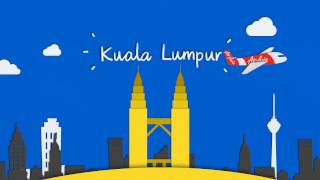 AirAsia - Early Bird Sale from Rs.999