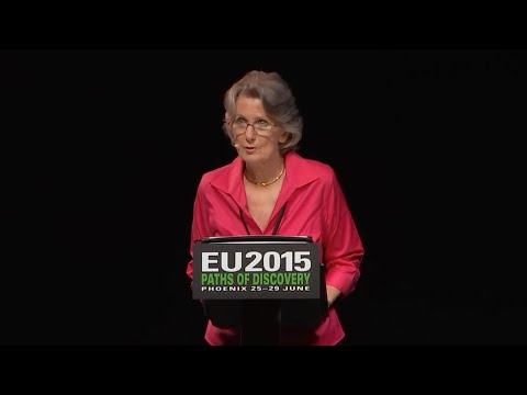 Annis Scott: The Paths to Discovering Our Universe, Past and Present | EU2015