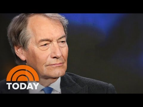 Veteran Journalist Charlie Rose Pulled Off Air In Wake Of Sexual Misconduct Allegations | TODAY