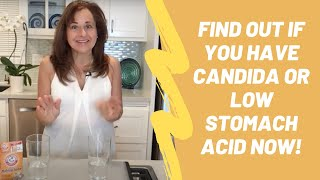 Is Candida and Low Stomach Acid Destroying Your Health?*