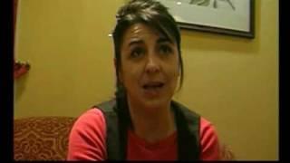Amparo Sánchez . Tucson-Habana. Entrevista 02