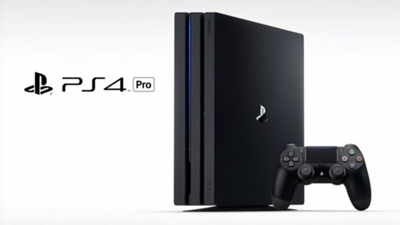 PS4 Pro / PlayStation 4 Pro Price and Launch Date Reveal