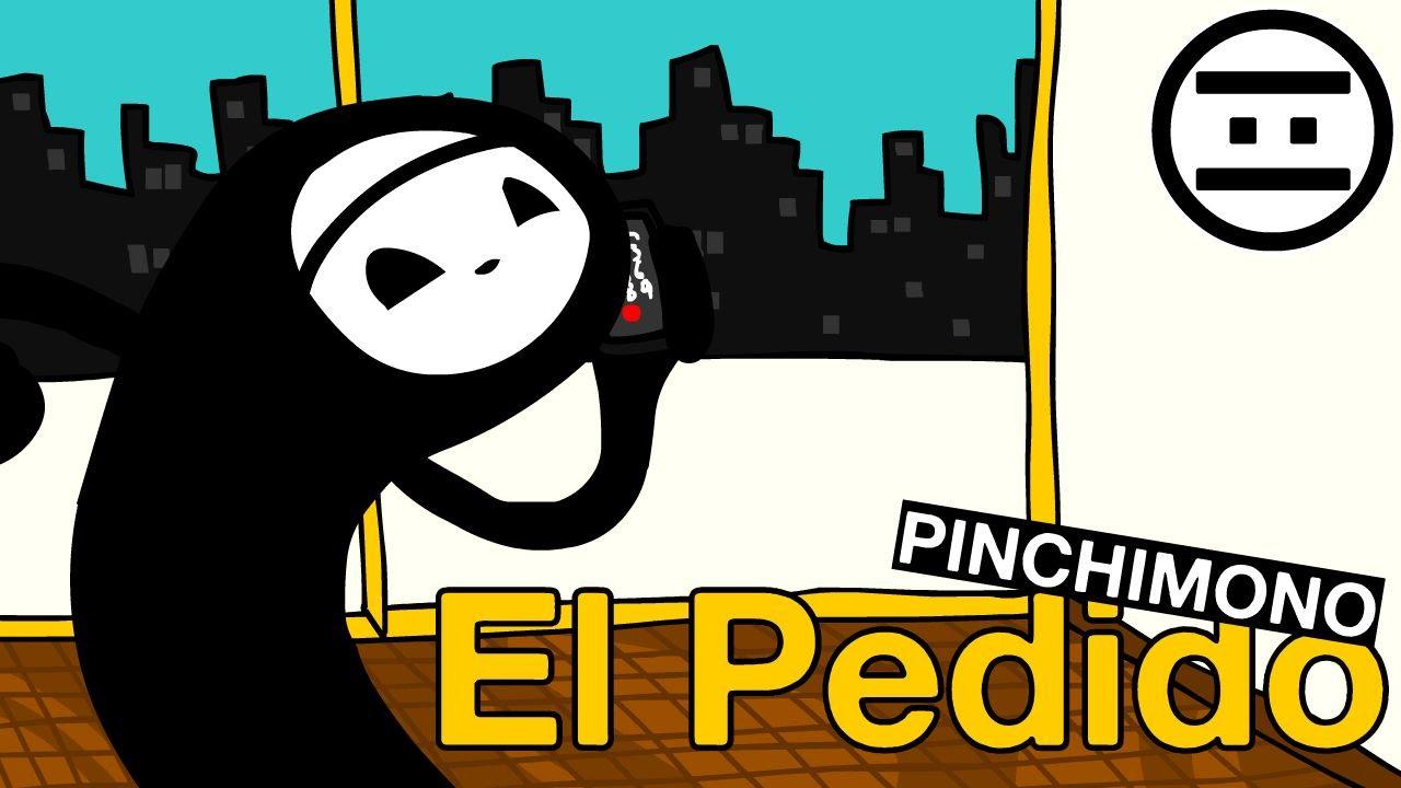#PINCHIMONO - El Pedido