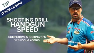 Video Handgun Speed Shooting Drill - Competitive Shooting Tips with Doug Koenig download MP3, 3GP, MP4, WEBM, AVI, FLV November 2018