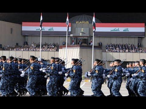 استعراض التحرير والنصر في ساحة الاحتفالات بـ بغداد بحضور القائد العام للقوات المسلحة حيدر العبادي