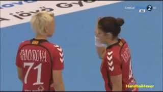 Tatiana Khmyrova - PWC Handball Fiesta WHC Vardar 2014/2015