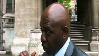 CAUL GRANT DISCUSSES OUTCOME OF ROYAL COURTS HEARING 5 MAY 2011