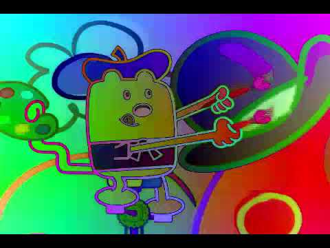 (REQUESTED) Wow Wow Wubbzy Paint A Picture In DMA
