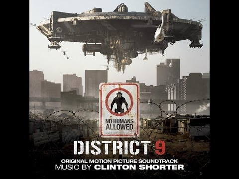 District 9 (Full OST) (Promo Score) (2009) (HD Quality)