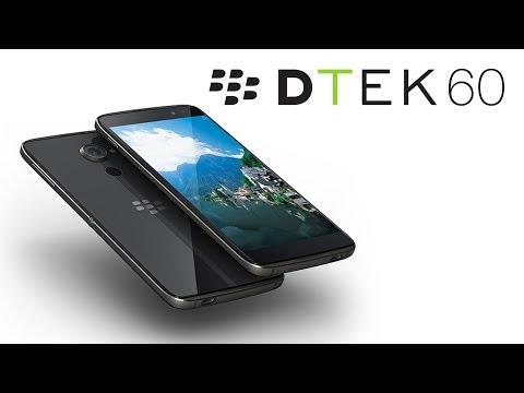 Blackberry DTEK60 - [recenze a unboxing]