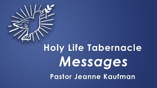 8-2-20 PM - The Miracle of a Seed - Pastor Jeanne Kaufman
