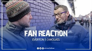 Everton 1 v 3 Wolves - Almost Everything Went Wrong