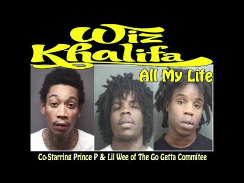 Wiz Khalifa feat. Prince P & Lil Wee - All My Life