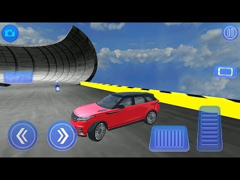 GT Racing Master Driving Range Rover | Android Games