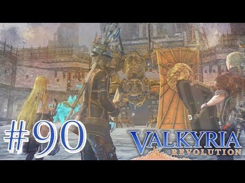 Valkyria Revolution - Finale - Part 90 - Guardian Typse-S (Grand General Gilouche) Boss Battle