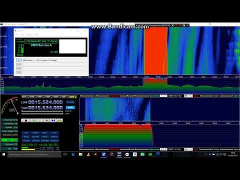 Radio Kuwait DRM 15540 kHz
