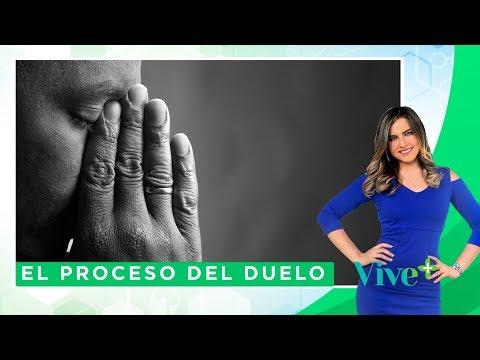 El proceso del duelo | Vive Más - #ConsultorioEnLínea