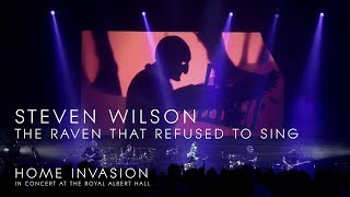 Смотреть клип Steven Wilson - The Raven That Refused To Sing