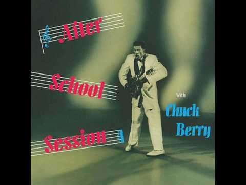 14 - Chuck Berry - Thirty Days (To Come Back Home) - After School Session - 1957