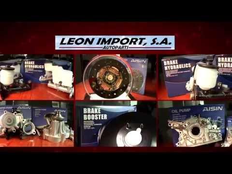 Zona Libre TV Programa #3 - Leon Import