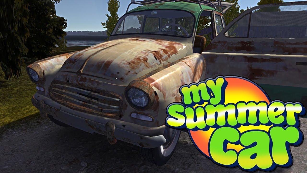 UKRADŁEM SAMOCHÓD – My Summer Car #73