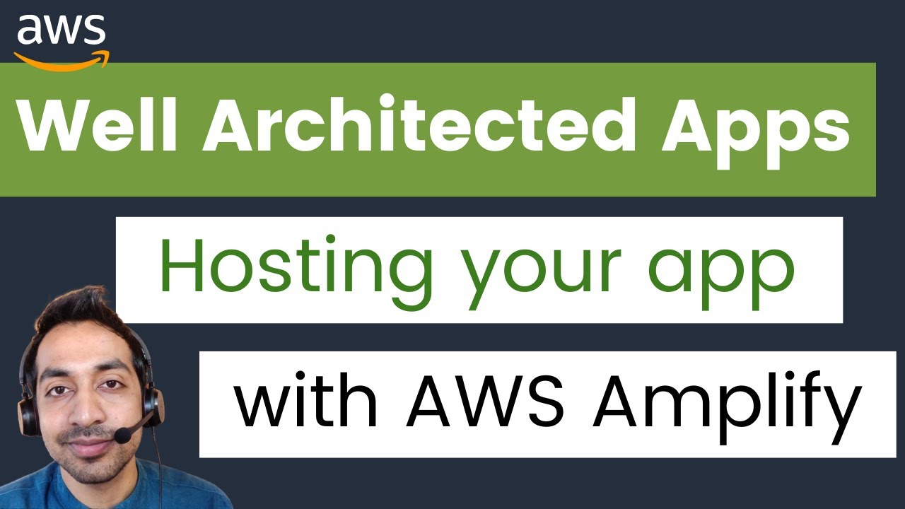 Hosting a web application with AWS Amplify | AWS | Angular
