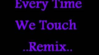 everytime we touch rap remix