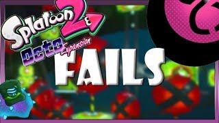Splatoon 2 - Octo Expansion Fail Compilation