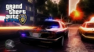 [LIVE] GTA IV: LCPDFR - Gameplay ITA - Pattugliamo Liberty City
