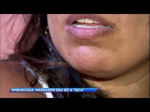 Cliente arma emboscada e abusa de massagista no interior de SP