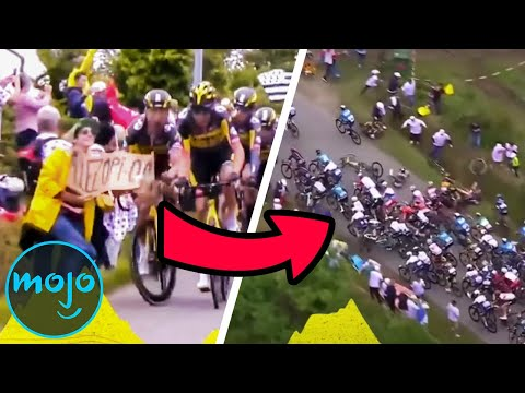 Top 10 Sporting Events Ruined by Morons