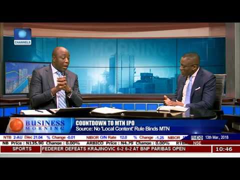 Focus On Matters Arising Ahead $500m MTN IPO Flotation Pt.2 |Business Morning|