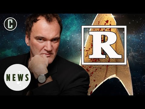 Quentin Tarantino's Star Trek Movie Will Be R-Rated - Movie News