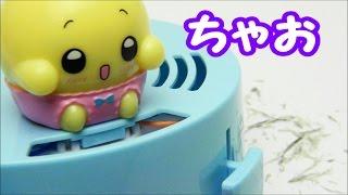 ちゃお  お掃除ロボ  CHI-01  TVアニメ プリプリちぃちゃん  史上初家電!夢のロボカワ