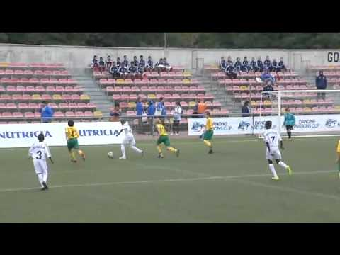 Australia - Senegal - Group B - Highlights - Danone Nations Cup 2012