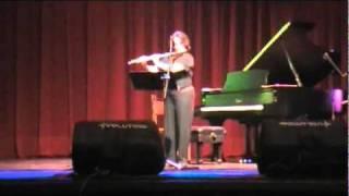 Cristalizacion- flauta amplificada