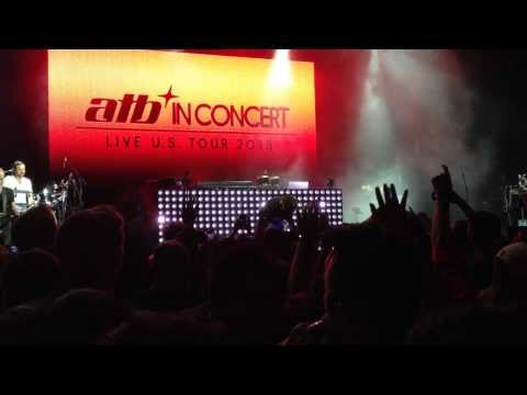 ATB in Concert Los Angeles 2013 Finale (What About Us, 9pm, band introductions)
