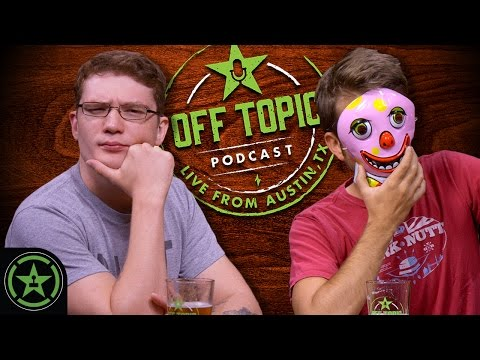 Off Topic: Ep. 29 - Are You In A Cult
