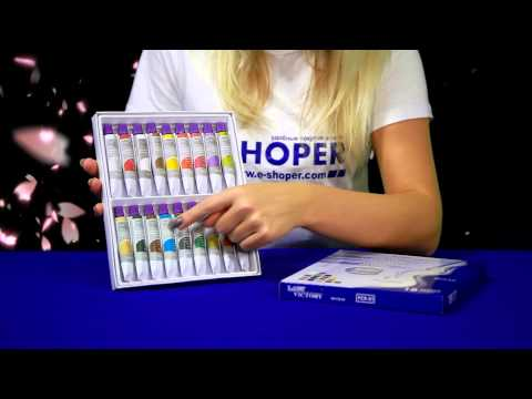 Какие акриловые краски подходят для росписи ногтей