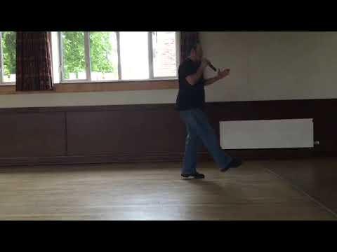 ABSOLUTE BEGINNER LINE DANCE LESSON 3 - Electric Slide