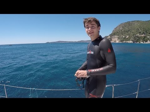 Charles Leclerc takes us around his hometown Monaco
