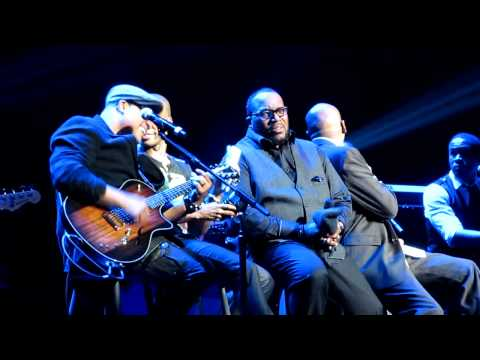Israel Houghton, I Am A Friend Of God (Remix) (The King's Men Tour)