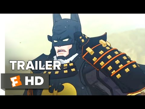 Batman Ninja Trailer #1 (2018) | Hollywood Movies Trailer