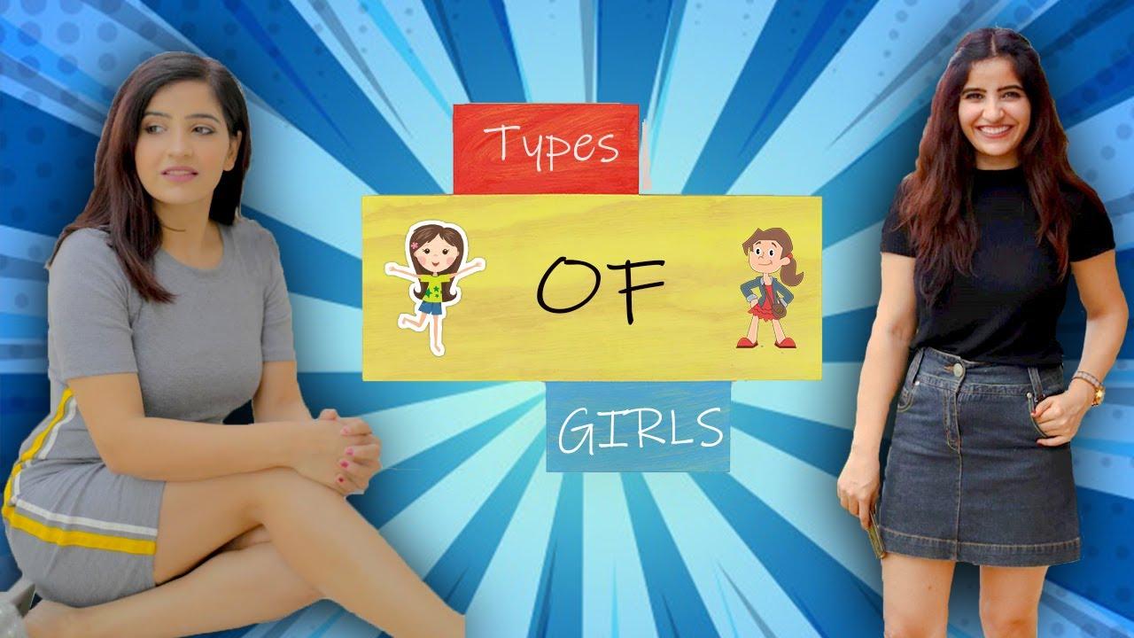 Download Types of Girls    Sushma Chhikara